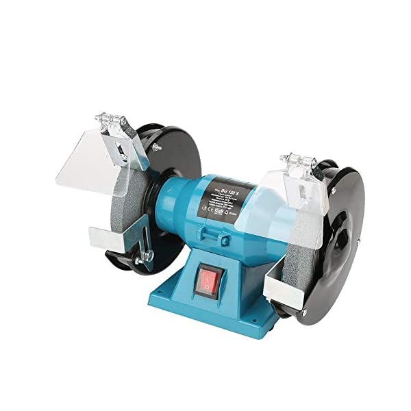 Amoladora de banco 250 W 150 mm, 2956R/min.