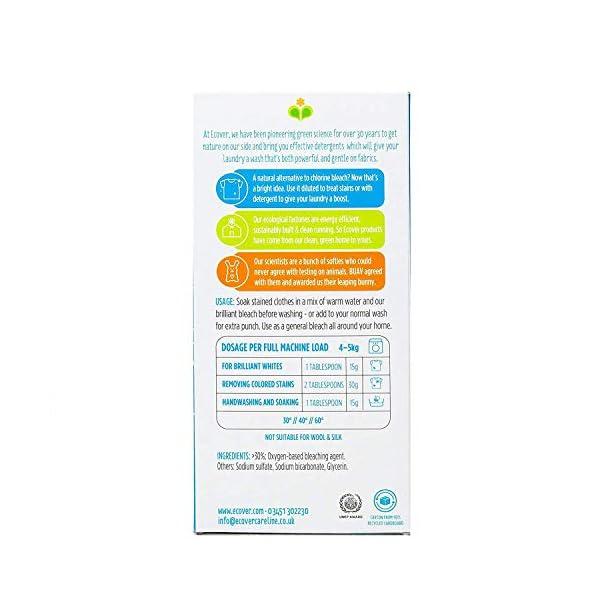 Ecover (UK) - Laundry Bleach - 400 g