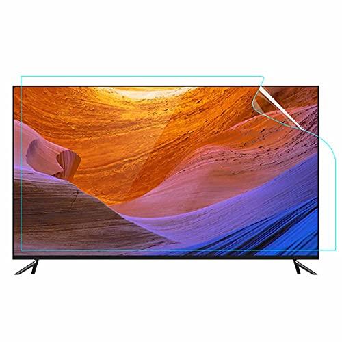 JHZDX Anti-Blu Ray TV Displayschutzfolie HD Augenschutz Monitor Filter Folie Kinder Augenschutz Anti-Kratzer TV Folie, 65 Zoll (1440 * 809)