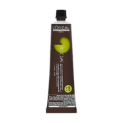 LOreal Professionnel INOA Ammonia Free Hair Color 2.1oz (6/6N)