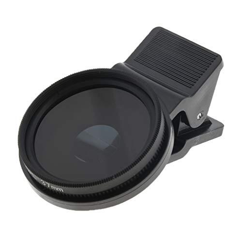 Baosity Filtro de Lentes Polarizadas Circulares de 37 mm para Celular