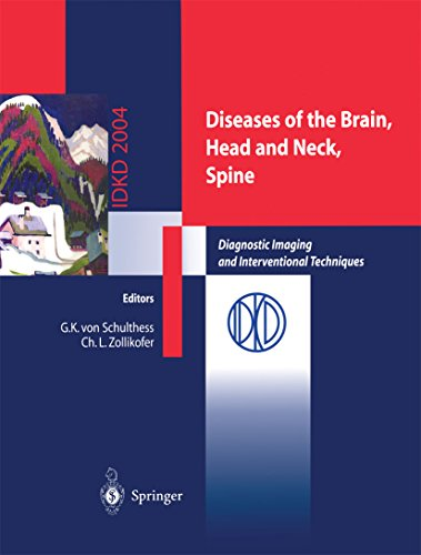 Diseases of the Brain, Head and Neck, Spine: Diagnostic Imaging and Interventional Techniques (English Edition)