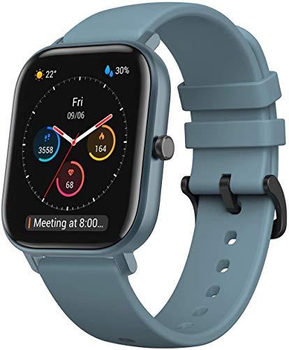 Amazfit GTS - Smartwatch Steel Blue