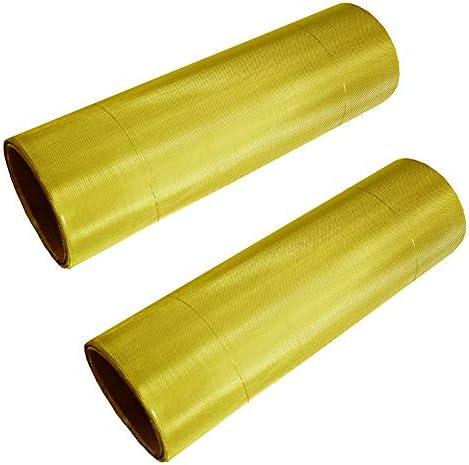 SOFIALXC Brass Filter Coarse Genuine Free Shipping Dense Gauze # 20-45x100cm 17.7 Cheap super special price Mesh