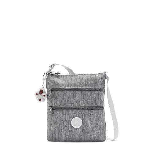 Kipling Keiko Mini Crossbody Bag, Shaded Grey