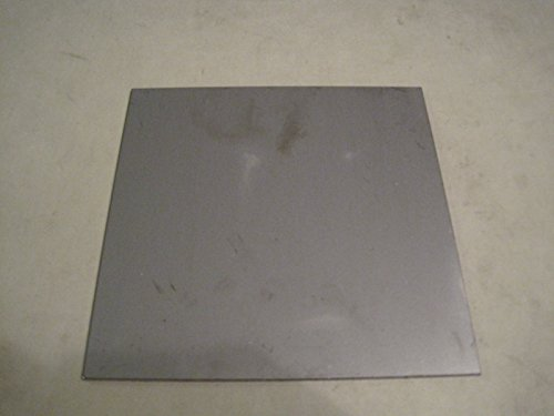 Fantastic Deal! 2TwentyTwo Steel Designs - 1/8 Steel Plate, 1/8 x 8 x 10, A36 Steel