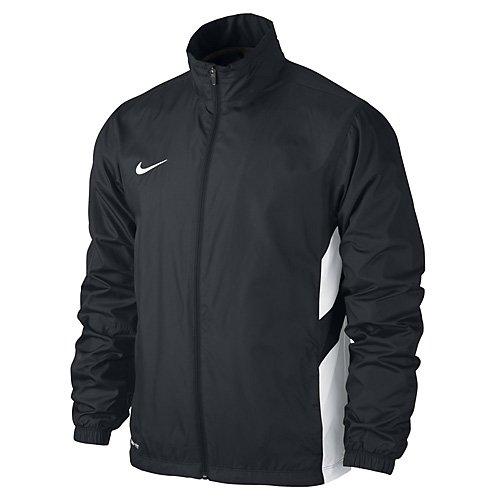 Nike Kinder Jacke Sideline Woven Academy 14, black/White, M
