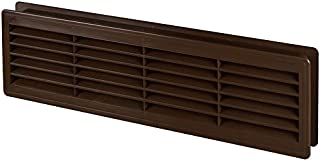 Door Air Vent Grille 460x135mm (18.1x5.3inch) Double Sided