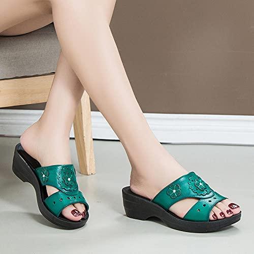 Kirin-1 Zapatillas De Novia,Nuevos Zapatos de Verano de Verano lóbulos Suaves de...