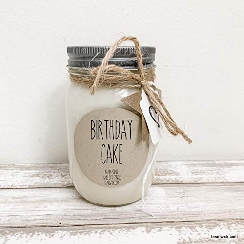 16 oz. Challenge the lowest price Dallas Mall Birthday Cake 100% Candle Soy scented