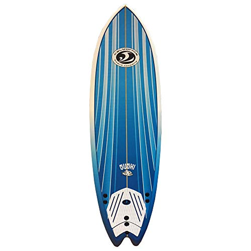 California Board Company 6'2 Fish Surfboard