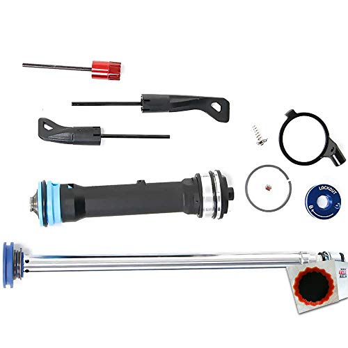 RockShox XC 32 SKT/XC32 80-120MM Remote 710845738050 +Flicken