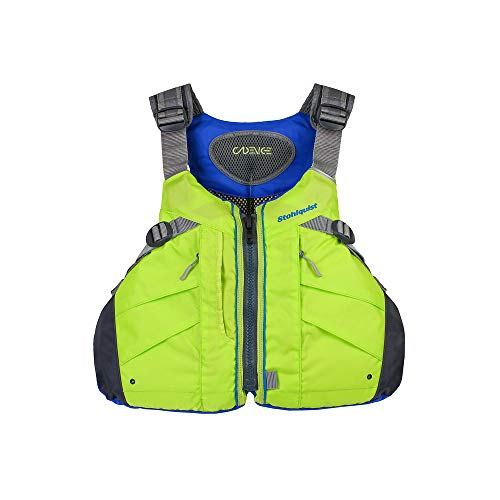 Best Prices! Stohlquist Men's Cadence Lifejacket (PFD)-Pistachio-L/XL