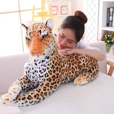 Leopardo De Peluche Gigante Peluchesgrandes Com