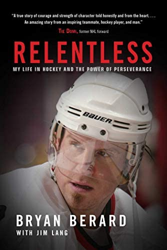 Relentless My Life in Hockey and the Power of Perseverance product image