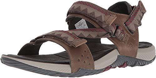 Merrell Men's Terrant Covertible Sandal, Brindle, 10 Medium US