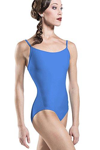 Wear Moi Diane Maillot de Body, Mujer, Azul francés, Small