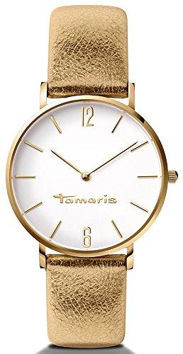 Tamaris Damen-Armbanduhr Analog Quarz B01128010
