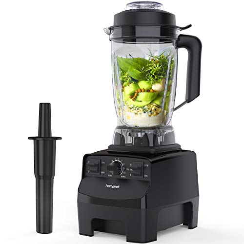 Our #4 Pick is the Homgeek Countertop Blender