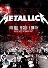 Metallica - Orgullo Pasion Y Gloria: Tres Noches En Mexico