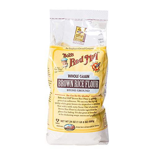 Bob's Red Mill, Whole Grain Brown Rice Flour, 1.5 lb