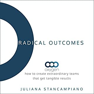 Radical Outcomes audiobook cover art