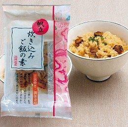 中水食品 帆立炊き込みご飯の素135g(2合用)×15個       JAN:4962444911310