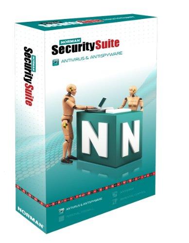 Norman Security Suite 8.0 AntiVirus/Antispyware | Malwareschutz für bis zu 3 User