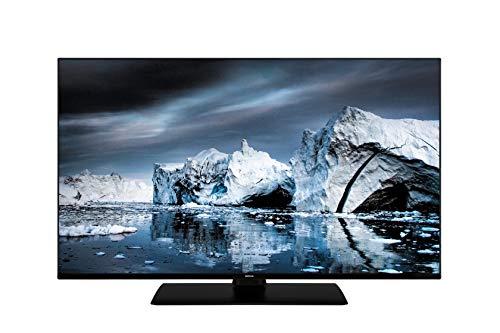 Nokia Smart TV 4300B 43 Zoll (108 cm) LED Fernseher (Full HD, AV Stereo, Dynamic Contrast, Sprachassistent, Triple Tuner – DVB-C/S2/T2), Android TV, mit Bluetooth-Fernbedienung mit beleuchteten Tasten