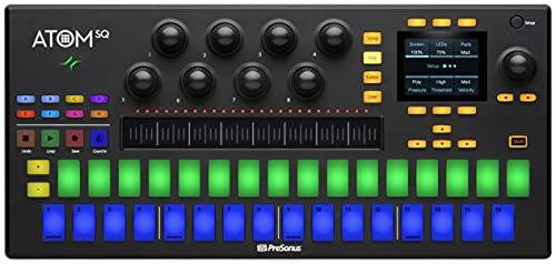 PreSonus Atom SQ Hybrid MIDI Clavier/Pad...