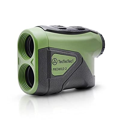 TecTecTec ProWild 2 High Accuracy - Laser Rangefinder for Hunting with Speed, Scan and Normal Measurements by TecTecTec