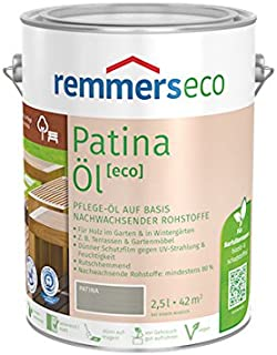 Remmers Gartenholz-Öle eco Holzpflege Möbelpflege 5 l, Douglasien-Öl