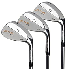 Built standard with high quality Pinemeadow steel from Apollo(R), a 125 gram shaft with a low to mid kick point.