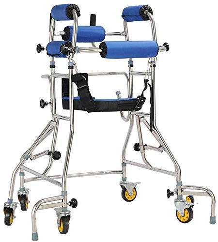 BXU-BG Rollstuhl Adult Walker Ältere Walker Multifunktionale unteren Extremität Gehtraining Ständer