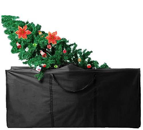 Aufbewahrungstasche Kissenbezüge Schutzhülle Für Auflagen, Gartenauflagen, Polsterauflagen Schutzhülle, Mit Tragegriff Aufbewahrungstasche Für Weihnachtsbäume (173 * 51 * 76cm/68 * 20 * 29.9inch)