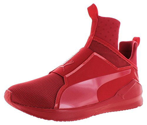 PUMA Men's Fierce Core High Risk Red/Ankle-High Training Shoes - 11M