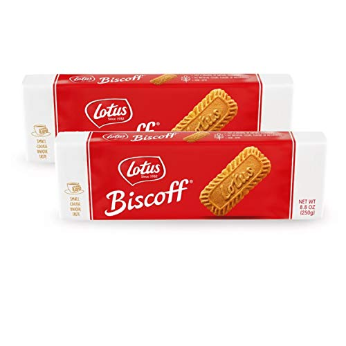 Biscoff Cookies Family Pack 8.8 oz (Pack of 2)