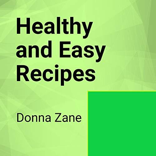 Healthy and Easy Recipes Titelbild