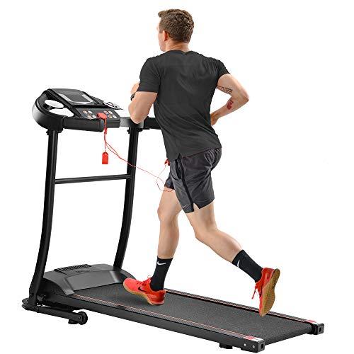 Merax Treadmill Folding Electric Treadmill Motorized Running...