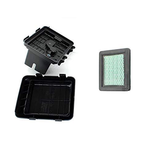 Jardiaffaires Boîtier Filtre à air Complet Compatible Honda GCV135, GCV160 et GCV190