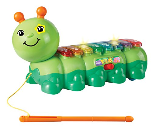 VTech- Jungle Rock-Xylophone Chenille, 80-174905