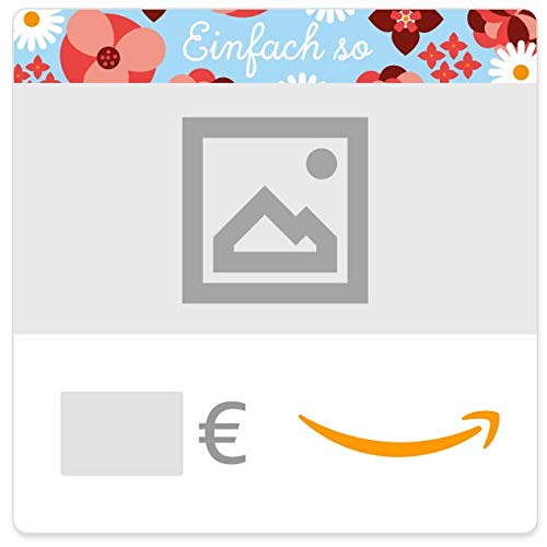 Digitaler Amazon.de Gutschein mit eigenem Foto (Einfach so)