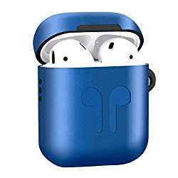 【Purchase Instructions 】 The Airpods case applies to Airpods 1 and Airpods 2 Standard Version. The version with wireless charging case is not supported. Airpods device and Airpods charger are not included, please be aware of it. If youre not satisfie...