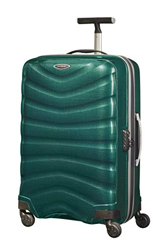 Samsonite Firelite - Spinner M Suitcase, 69 cm, 77 Litre, Green (Racing Green)