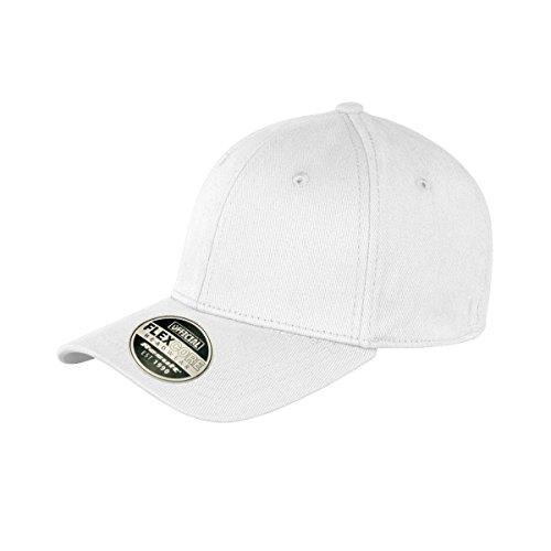 Result Kansas - Casquette - Adulte Unisexe (Taille Unique) (Blanc)