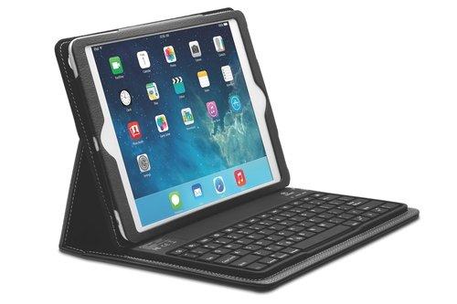 Kensington KeyFolio - Funda con Teclado para Apple iPad Air - QWERTY español
