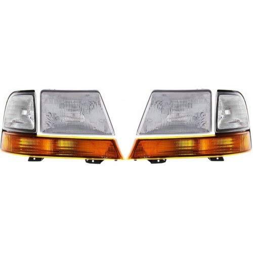 00 ford ranger smoked headlights - 1