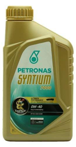 Petronas Syntium 7000 0W-40 motorolie 1 l