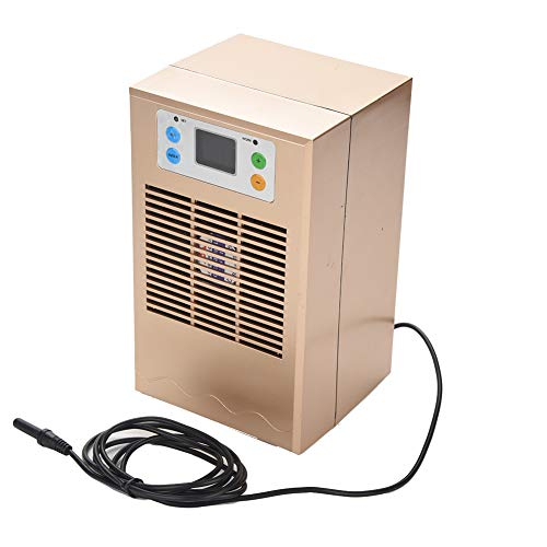 JKAD Enfriador del Enfriador del Enfriador del Enfriador del Acuario del Dormitorio del Hogar (Golden 70W Solo Enfriamiento)
