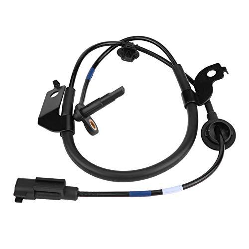 aqxreight Sensor de Velocidad de Rueda ABS Sensor de Velocidad de Rueda Delantera Derecha del Coche para Outlander Lancer 4670A576
